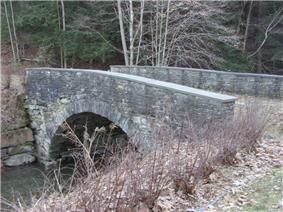 Hankins Stone Arch Bridge