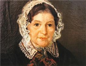 Portrait of Hanna Winsnes