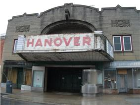 Hanover Historic District