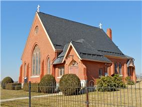 Harbaugh's Reformed Church