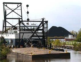 Ontonagon Harbor Piers Historic District