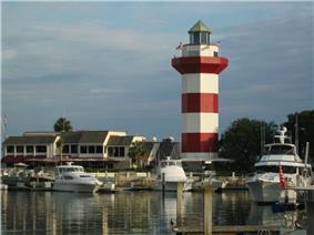 Harbour Town Marina in Sea Pines Resort