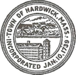 Official seal of Hardwick, Massachusetts