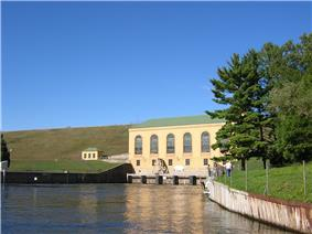 Hardy Hydroelectric Plant