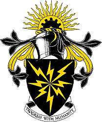 Coat of arms of London Borough of Haringey