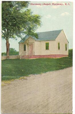 Harmony Chapel and Cemetery
