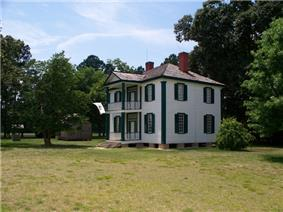 Picture of the Harper House