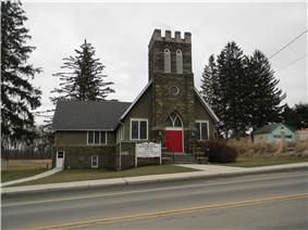 Harpursville United Methodist Church