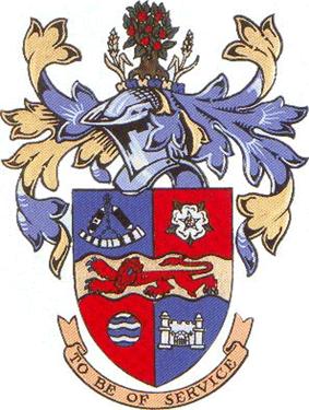 Official logo of Borough of Harrogate