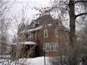 Harry W. Jones House
