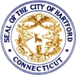 Official seal of Hartford, Connecticut