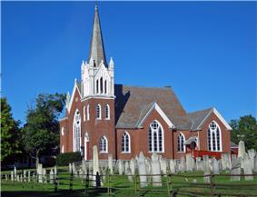 Hartford Baptist Church and Cemetery