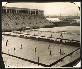 Harvard Stadium circa 1910