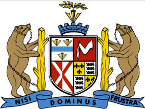 Coat of arms of Hastings County