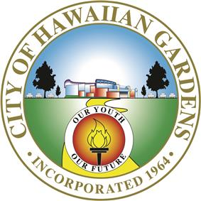 Official seal of Hawaiian Gardens, California