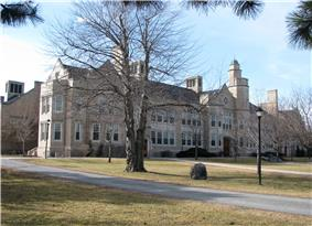 Hawkins Hall