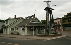 Village of Hazelton Municipal Office