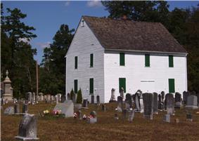 Head of the River Church