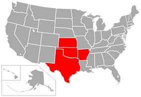 Heartland Conference locations