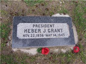 HeberJGrantHeadstone.jpg