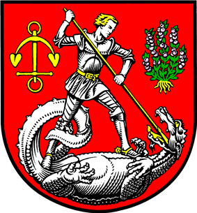 Coat of arms of Heide