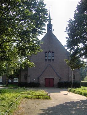 The Saint Marcellinus Church in Boekelo
