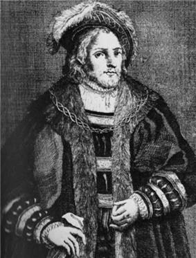 Henry XVI the Rich