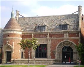 Heinsbergen Decorating Company Building