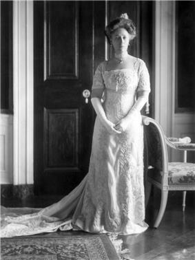 Portrait of Helen Taft