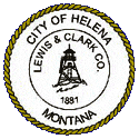 Official seal of Helena, Montana