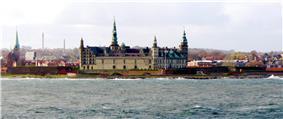 View of Helsingør