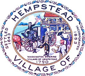 Official seal of Hempstead, New York