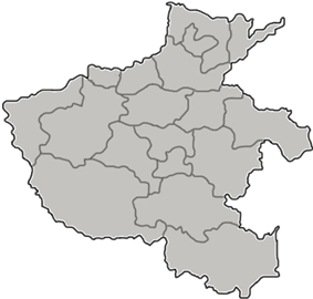 Gushi County is located in Henan