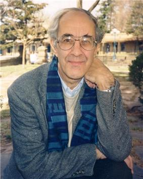 Portrait of Henri Nouwen in the 1990s by Frank Hamilton