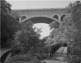 Wissahickon Memorial Bridge
