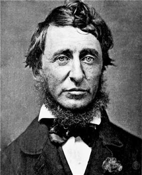 Maxham daguerreotype of Henry David Thoreau, aged 39, made in 1856