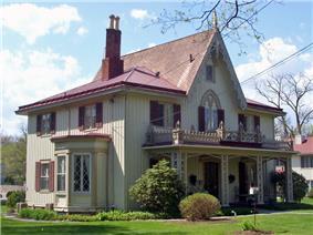 Henry Delamater House