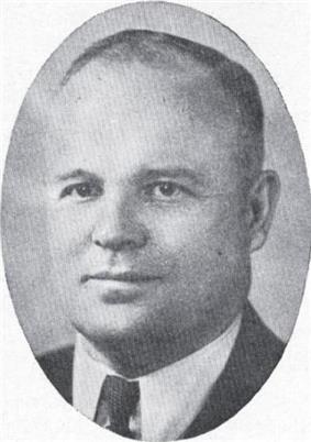 Photo of Herbert B. Maw ca. 1936