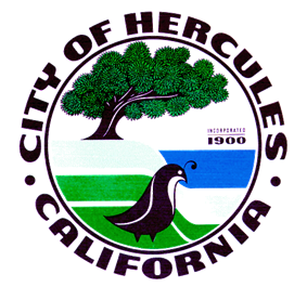 Official seal of City of Hercules