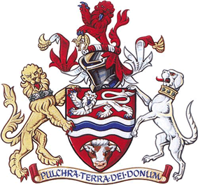 Arms of County of Herefordshire Council
