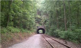 Howard Tunnel, Northern Central Railway