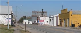Main Street (U.S. Highway 75)
