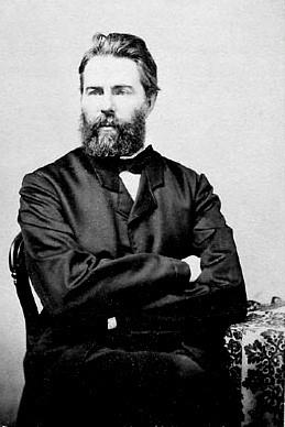 Photograph of Herman Melville