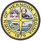 Official seal of Herndon, Virginia