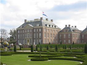 Het Loo Palace in Apeldoorn