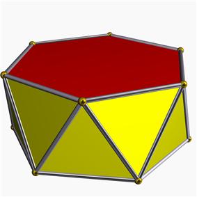Hexagonal antiprism
