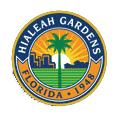 Official seal of City of Hialeah Gardens, Florida