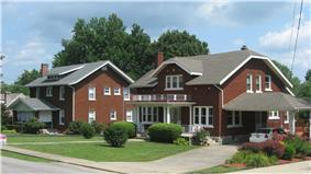 Campbellsville Residential Historic District