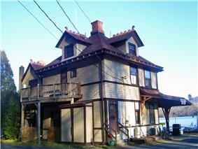 Highland Falls Railroad Depot