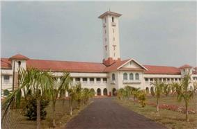 Hijli Shaheed Bhawan, the old Building of